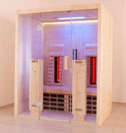 Sauna infrared Sentiotec VitaMy 164 basic
